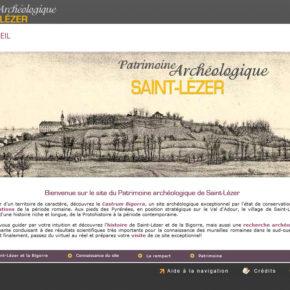 Saint-Lézer Castrum Bigorra
