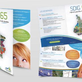SDIG 65 - Service Départementale de l'Information Géographique